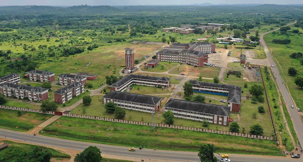 University of Liberia Fendall Campus