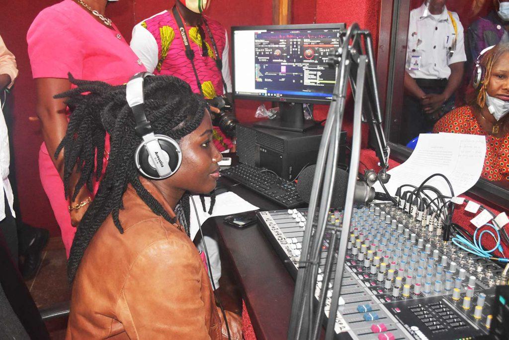 Lux FM studio