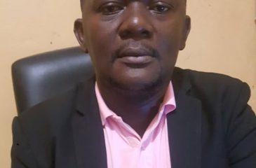 ULSA President-elect Lawrence Seitua